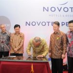 Galeri: Plt Gubri resmikan Soft Opening Novotel Hotel Pekanbaru