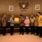 Pertemuan Komisi IV DPR RI dengan Pemprov Riau