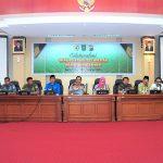 Pertemuan Forkopinda Riau Dengan Serikat Pekerja