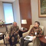 Gubri Hadiri Rakor bidang keamanan di Kantor Kemenko Polhukam di Jakarta