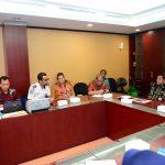 Rakor Permohonan Izin Pemanfaatan Aset TNI AU