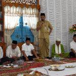 Sekda Prov Riau Doa Mengenang Tahun Wafatnya Alm Tenas Effendi & Syukuran Kelahiran