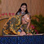 Gubri Hadiri Peluncuran Kemudahan Investasi Langsung Kontruksi di Nusa Dua Bali
