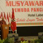 Gubri hadiri Musyawarah Wilayah IX Pemuda Pancasila Prov Riau