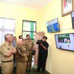 Peresmian Media Center Dinas Lingkungan Hidup dan Kehutanan Prov Riau