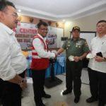 Sejumlah Perusahaan Serahkan Bantuan Masker untuk Pelajar di Riau