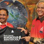 Kemenpar Gembira Borobudur Marathon 2016 Sukses