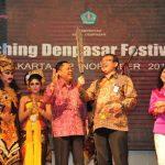 Kemenpar Dukung Pelaksanaan Denpasar Festival 2016