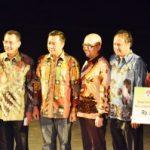 Peluncuran LPKP dan Program Indonesia Magang, 'Spirit Of Prambanan Rocked The World'