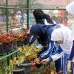 SMA Cendana Wakkili Riau di Ajang Sekolah Adiwiyata Tingkat Nasional