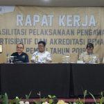 Mappilu PWI Riau Ikuti Raker Pemantau Pemilu, Rusidi: Bawaslu Tidak Bisa Kerja Sendiri