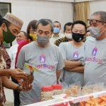 Gubri Syamsuar Launching jualBuy.com, Startup Asli Buatan Budak Melayu Riau