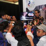 Presiden Jokowi: Naikkan Budget Pariwisata 4-5 Kali Lipat