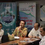 Kemenpar Dukung Penyelenggaraan Festival Krakatau 2016