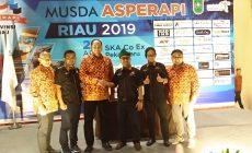 Permalink ke Arman Terpilih Aklamasi Sebagai Ketua ASPERAPI Riau 2019-2022
