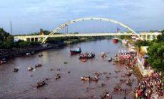 Permalink ke Akan Digelar Lomba Balap Perahu Di Sungai Siak