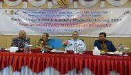 Permalink ke Workshop Jurnalistik dan Media Gathering 2014
