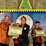 Menteri Pariwisata Berikan Penghargaan Cipta Awards 2015