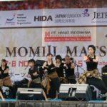 Festival Budaya dan Olahraga Momiji Matsuri Digelar Pertama Kali di Kota Jababeka