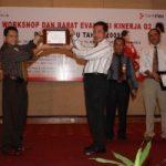 Pemberian Bank Riau Award kepada Jaringan Kantor Terpilih