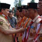 Galeri Peringatan HUT Pramuka ke 42 di Riau