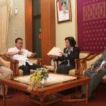 MUSDAPROV KONI RIAU 2009 RESMI DIBUKA… Rita Subowo Dukung Riau Nomor Satu PON 2012