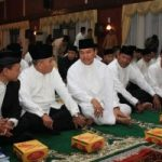 Galeri Gubernur Sambut Tim Safari Ramadan Depag RI