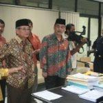 Galeri Sidak dan Halal bi Halal Pemprov Riau