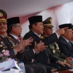 Galeri Peringatan HUT TNI ke 64 di Riau