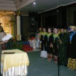 Kadiskes Riau Wisuda 21 Sarjana Stikes Maharatu