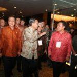 Perjuangkan Riau, Gubri Temui Wapres dan Sejumlah Menteri