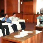 Mendagri Bahas Soal Penguatan Otda dengan Gubernur