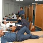 Chevron Sumbangkan Darah untuk Korban Gempa Sumbar