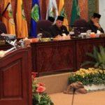Rp.4,020 Triliun RAPBD Riau Resmi Diajukan ke DPRD