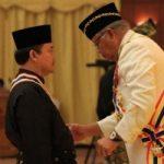 Galeri DMSM Untuk Gubernur Riau HM Rusli Zainal