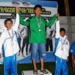 KEJUARAN RENANG PIALA RADJA NASUTION Siswa SD Mutiara Harapan Raih Enam Medali Emas