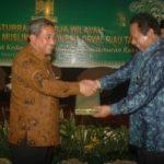 M.Nuh Buka Silaturahmi ICMI Orwil Riau