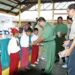 Silaturahmi RAPP dengan Masyarakat Pulau Muda