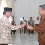 Riau Diganjar Penghargaan Ketahanan Pangan
