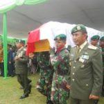 Soeripto Dimakamkan di Taman Makam Pahlawan Kalibata