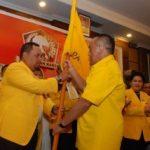 Bupati Inhil Jabat Ketua DPD Golkar Riau