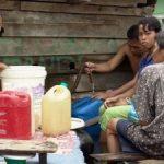 Korban Banjir di Riau Rawan Pangan