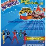 Semarak Dunia Si Kecil 2007 menghadirkan Power Rangers SPD