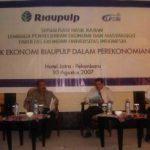 Kontribusi Riaupulp Terhadap Perekonomian Riau Terus Meningkat