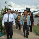 Menteri Lingkungan Hidup Kunjungi Riaupulp