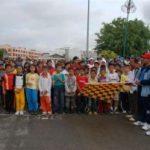 Dua Ribu Warga Ikut Gerak Jalan Santai IKBD