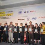 ANGGARAN UNTUK CSR US$ 4 JUTA Riaupulp Raih Asian CSR Award di Vietnam