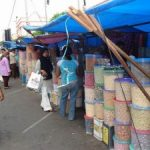 Warga Mulai Serbu Tempat Penjualan Kue Lebaran