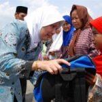 PKK Bengkalis Gelar Pasar Murah Di Tiga Kecamatan