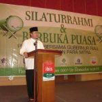 BUKA BERSAMA PWI CABANG RIAU PWI Riau Bakal Miliki Gedung Kantor Baru